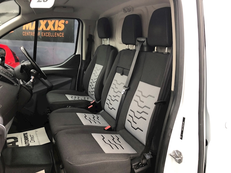 Ford Transit Custom 270 Limited Lr P/V - Large 6