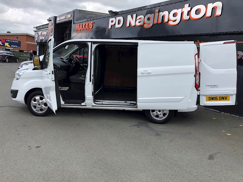 Ford Transit Custom 270 Limited Lr P/V - Large 11