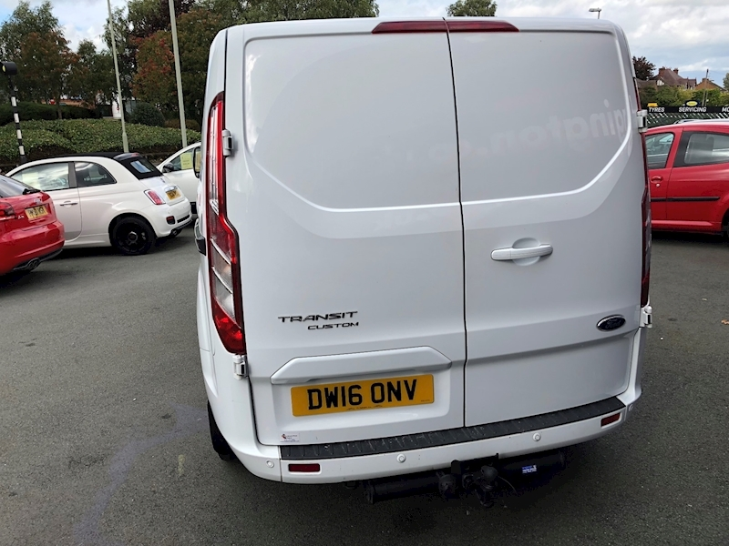 Ford Transit Custom 270 Limited Lr P/V - Large 15