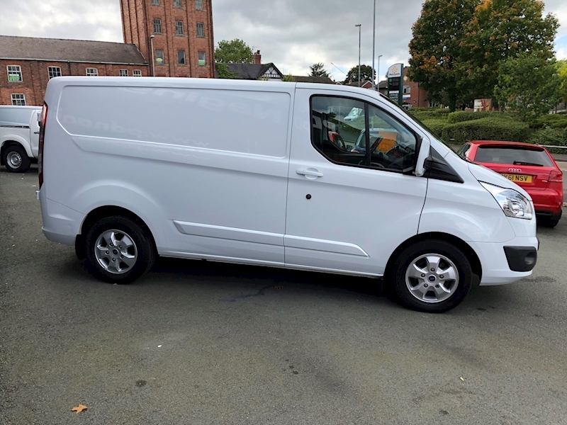 Ford Transit Custom 270 Limited Lr P/V - Large 22