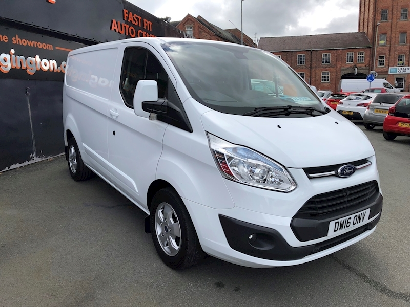 Ford Transit Custom 270 Limited Lr P/V - Large 24