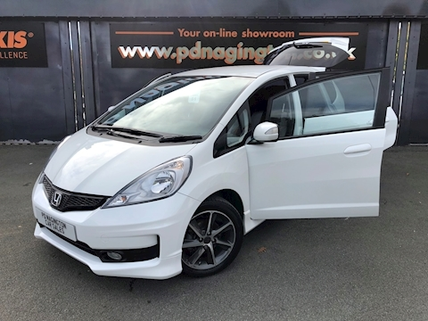 Jazz I-Vtec Si Hatchback 1.3 Manual Petrol