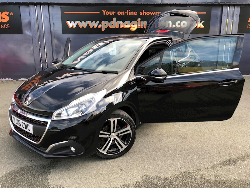 Peugeot 208 Blue Hdi Gt Line - Large 1