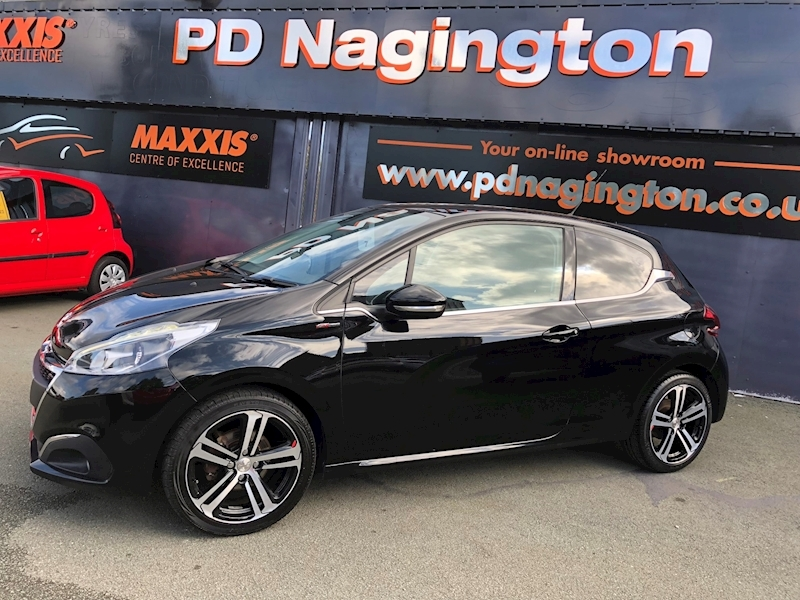 Peugeot 208 Blue Hdi Gt Line - Large 2