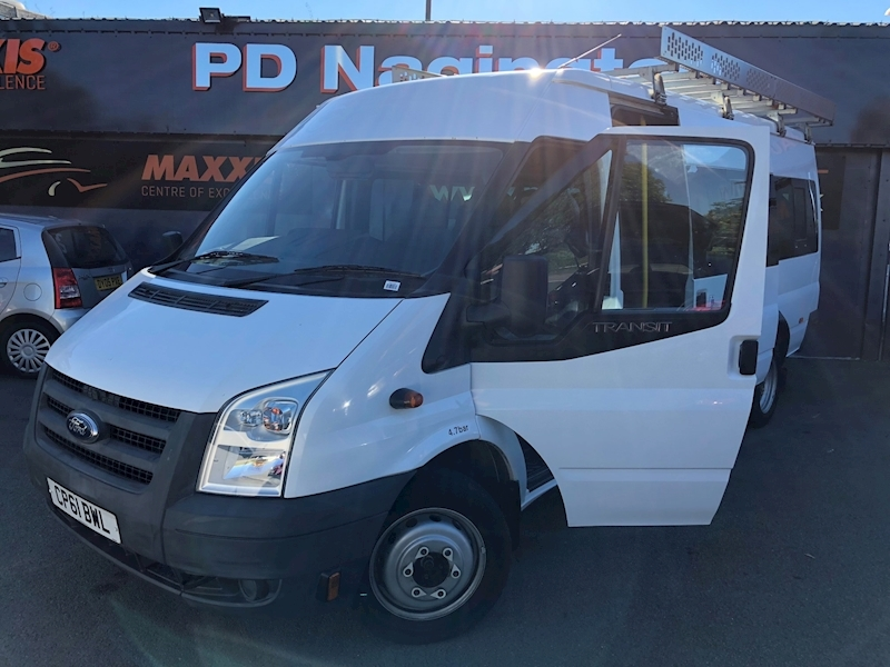 Ford Transit 430 Shr Bus 17 Str - Large 1