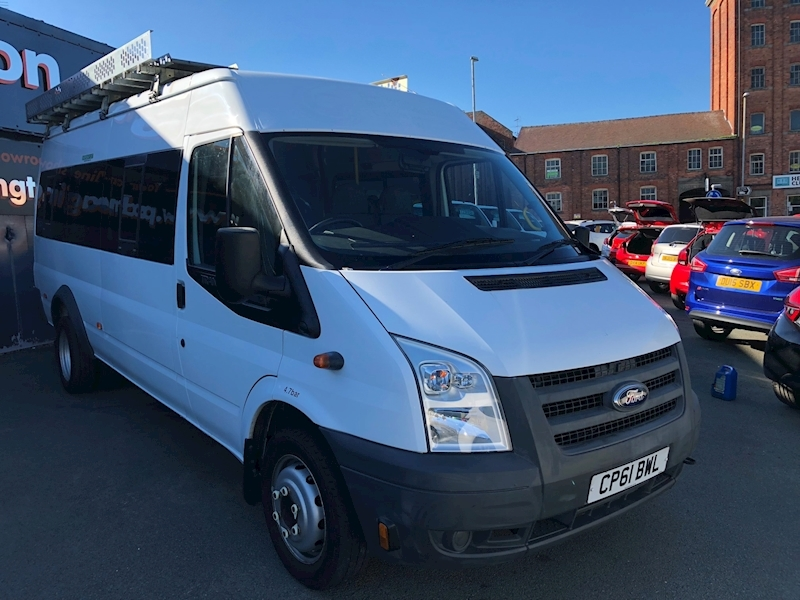 Ford Transit 430 Shr Bus 17 Str - Large 38
