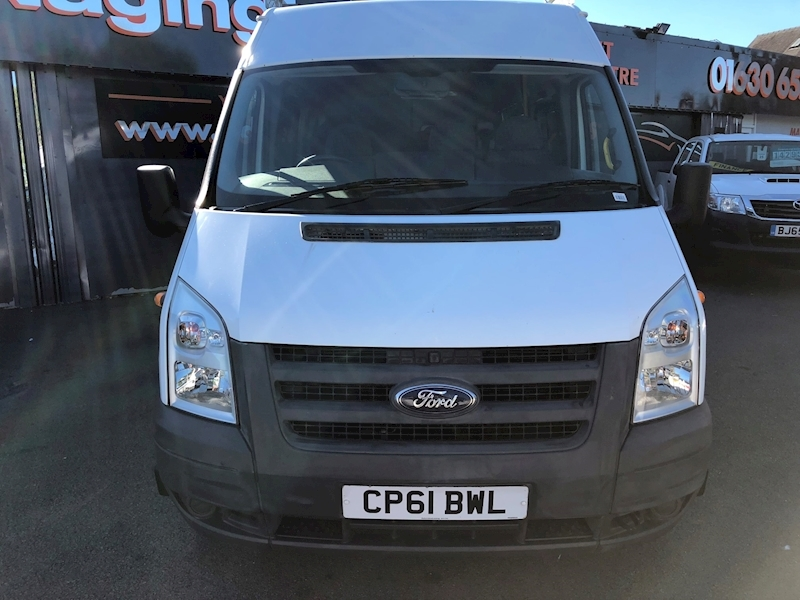 Ford Transit 430 Shr Bus 17 Str - Large 39
