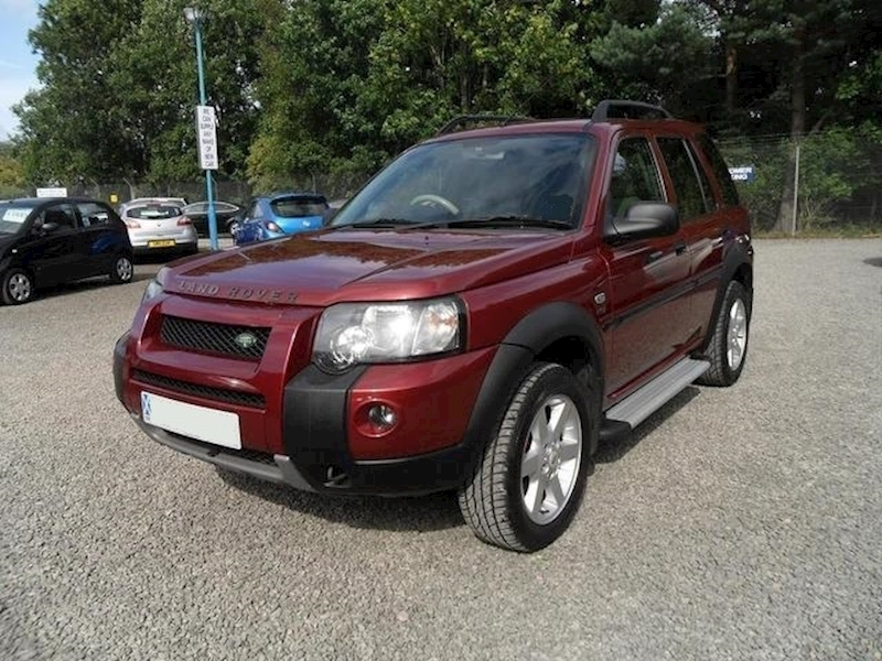 Land Rover Freelander Td4 Freestyle - Large 0