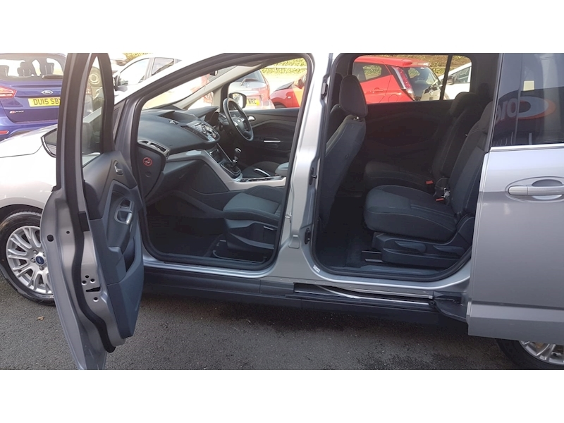 Ford C-Max Grand Titanium Tdci - Large 4