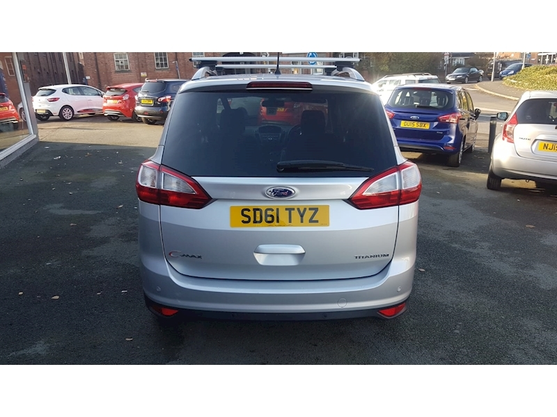 Ford C-Max Grand Titanium Tdci - Large 3