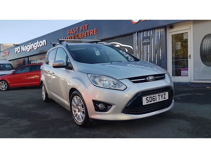 Ford C-Max Grand Titanium Tdci - Large 2