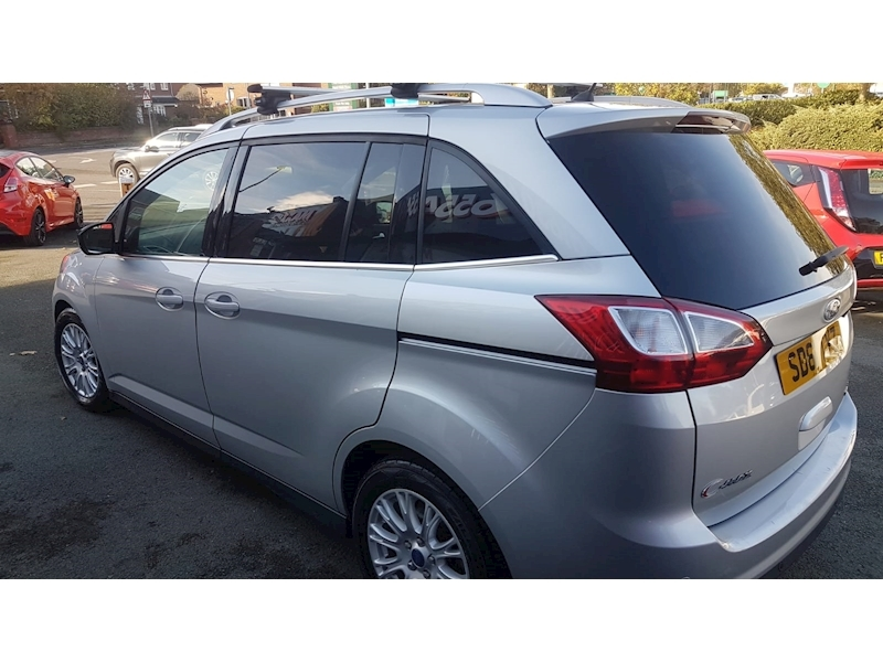 Ford C-Max Grand Titanium Tdci - Large 1