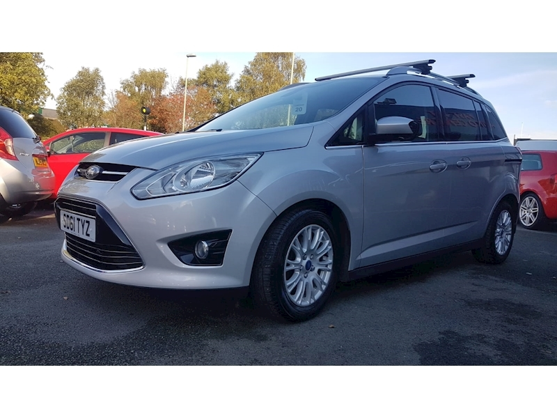 Ford C-Max Grand Titanium Tdci - Large 0