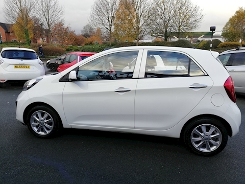 Picanto 2 Hatchback 1.0 Manual Petrol