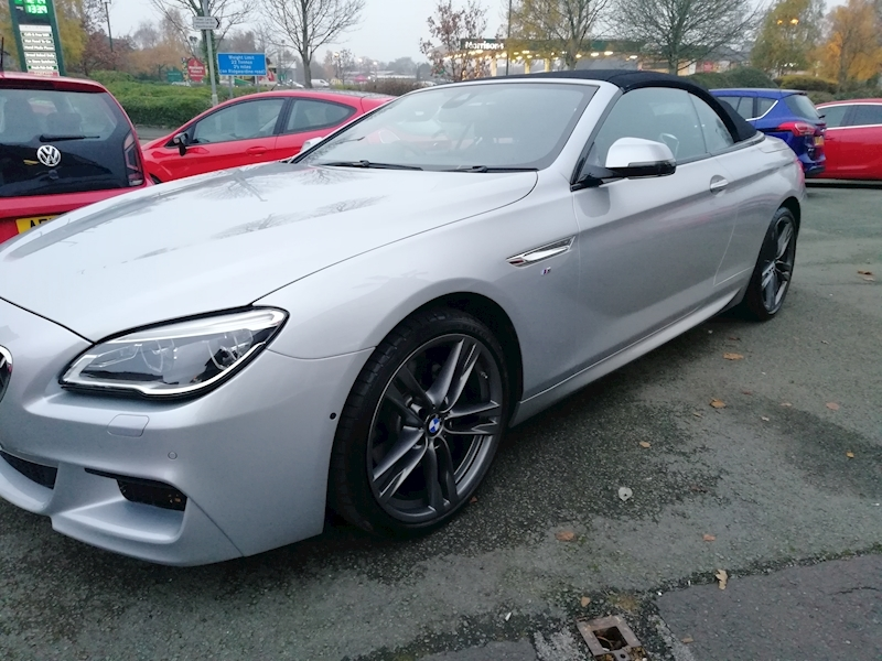 Bmw 6 Series 640D M Sport - Large 2
