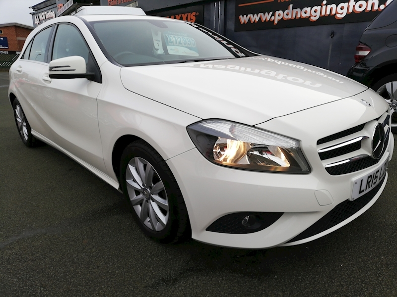 A-Class A180 Cdi Eco Edition Se Hatchback 1.5 Manual Diesel
