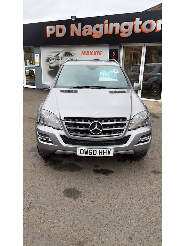 Mercedes-Benz M-Class Ml300 Cdi Blueefficiency Grand Edition