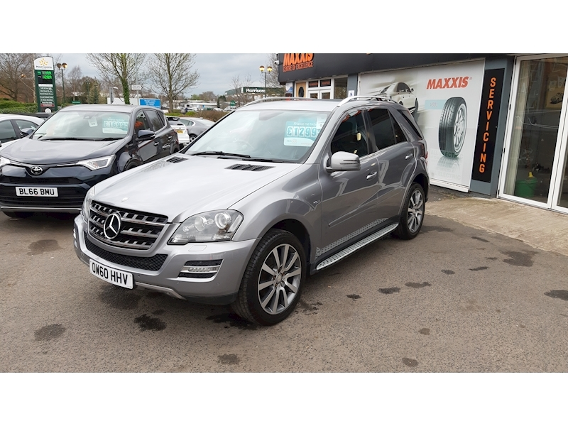 Mercedes-Benz M-Class Ml300 Cdi Blueefficiency Grand Edition - Large 1