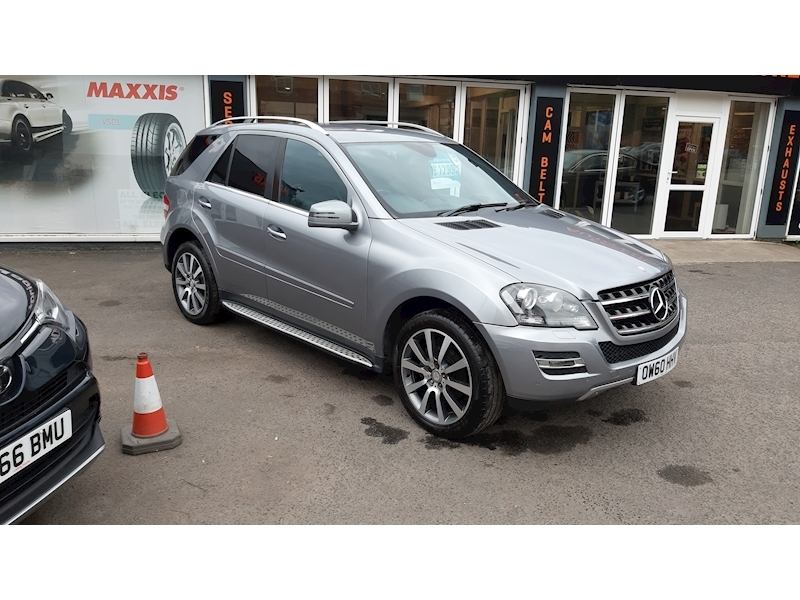 Mercedes-Benz M-Class Ml300 Cdi Blueefficiency Grand Edition - Large 2