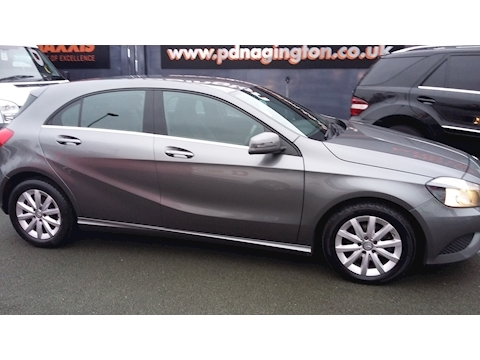 A-Class A180 Cdi Blueefficiency Se Hatchback 1.8 Automatic Diesel