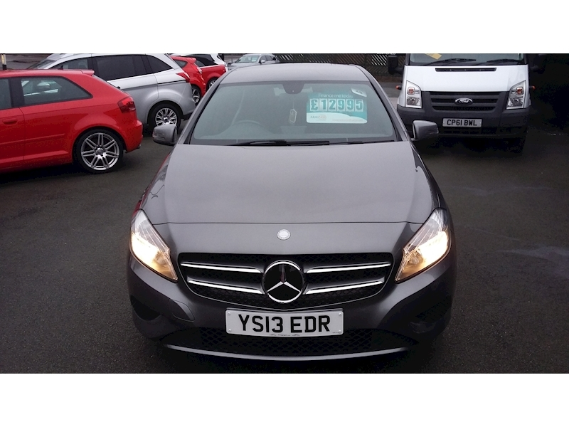 Mercedes-Benz A-Class A180 Cdi Blueefficiency Se - Large 0