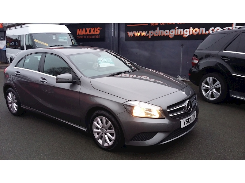 Mercedes-Benz A-Class A180 Cdi Blueefficiency Se - Large 2