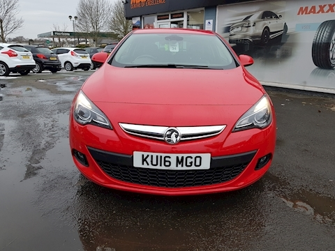 Astra Gtc Sri Cdti S/S Hatchback 1.6 Manual Diesel