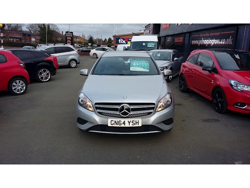 Mercedes-Benz A-Class A200 Cdi Blueefficiency Sport