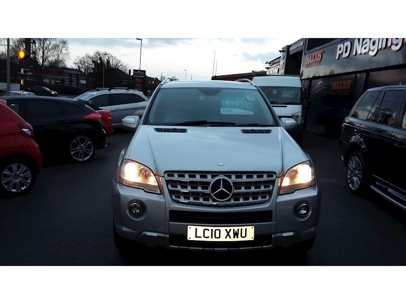 Mercedes-Benz M-Class Ml350 Cdi Blueefficiency Sport