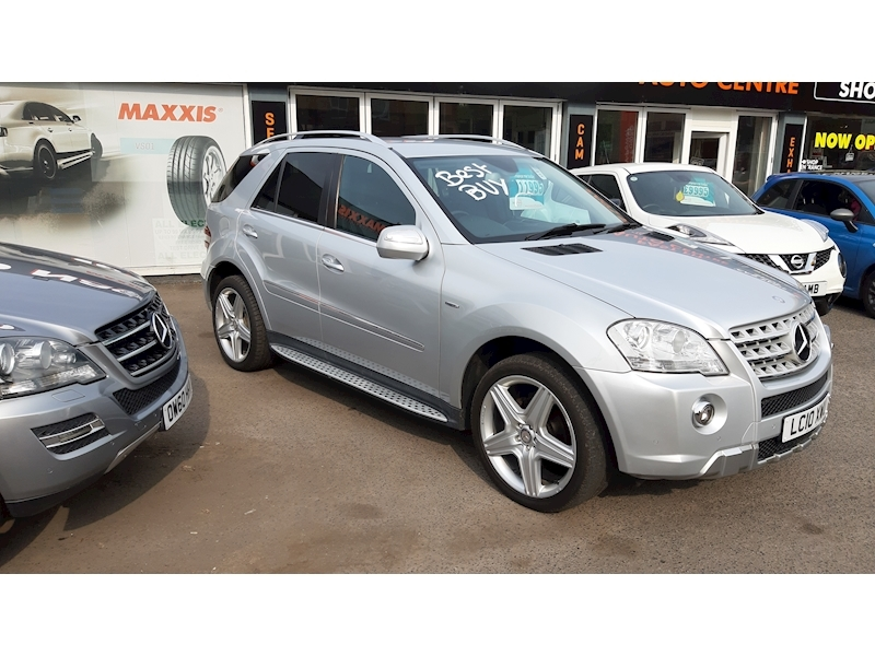 Mercedes-Benz M-Class Ml350 Cdi Blueefficiency Sport - Large 1