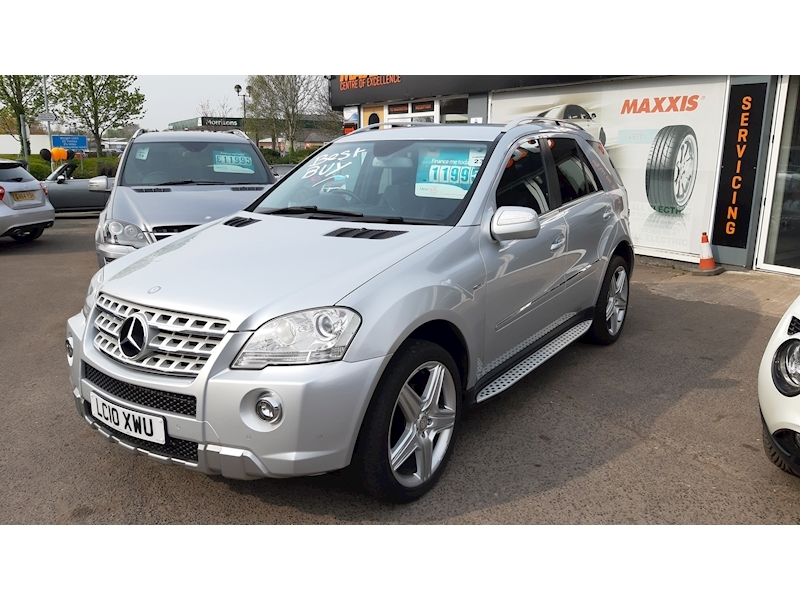 Mercedes-Benz M-Class Ml350 Cdi Blueefficiency Sport - Large 2