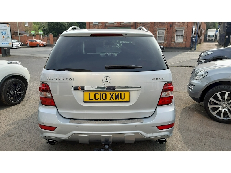 Mercedes-Benz M-Class Ml350 Cdi Blueefficiency Sport - Large 3