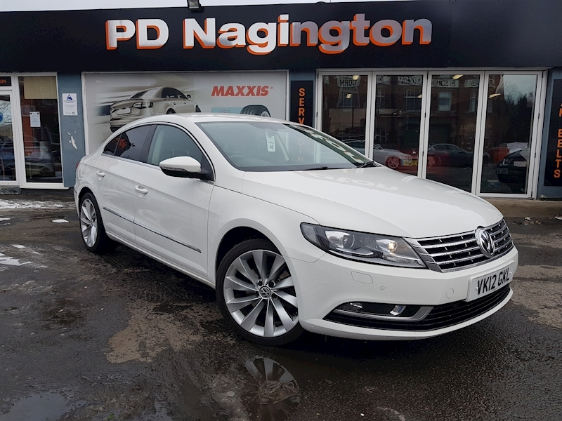 Volkswagen Cc Gt Tdi Bluemotion Technology