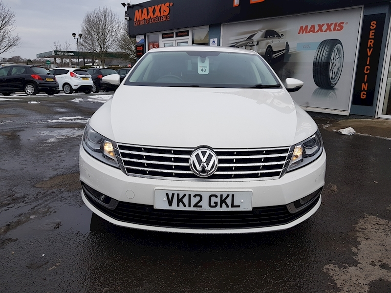 Volkswagen Cc Gt Tdi Bluemotion Technology - Large 1