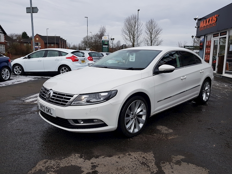 Volkswagen Cc Gt Tdi Bluemotion Technology - Large 2
