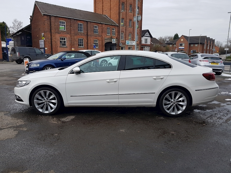 Volkswagen Cc Gt Tdi Bluemotion Technology - Large 3
