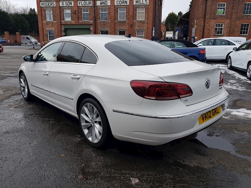 Volkswagen Cc Gt Tdi Bluemotion Technology - Large 4