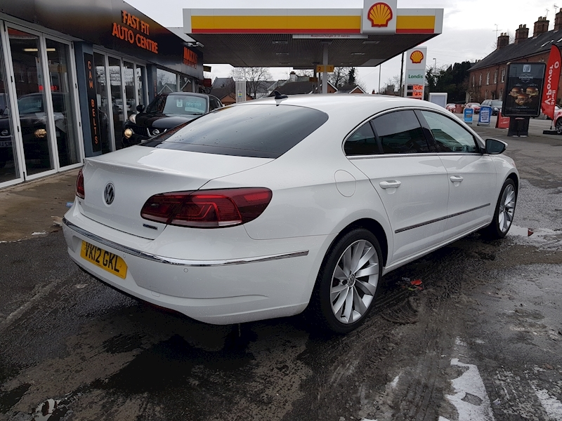 Volkswagen Cc Gt Tdi Bluemotion Technology - Large 6