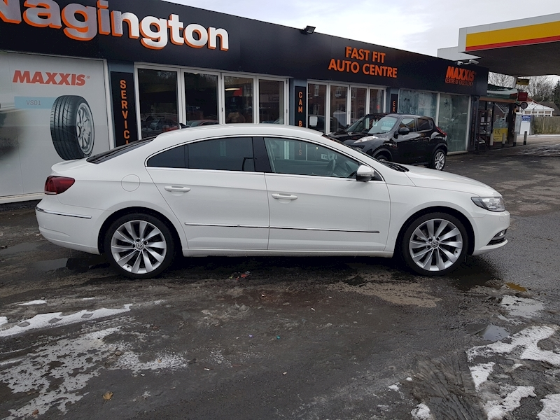 Volkswagen Cc Gt Tdi Bluemotion Technology - Large 8