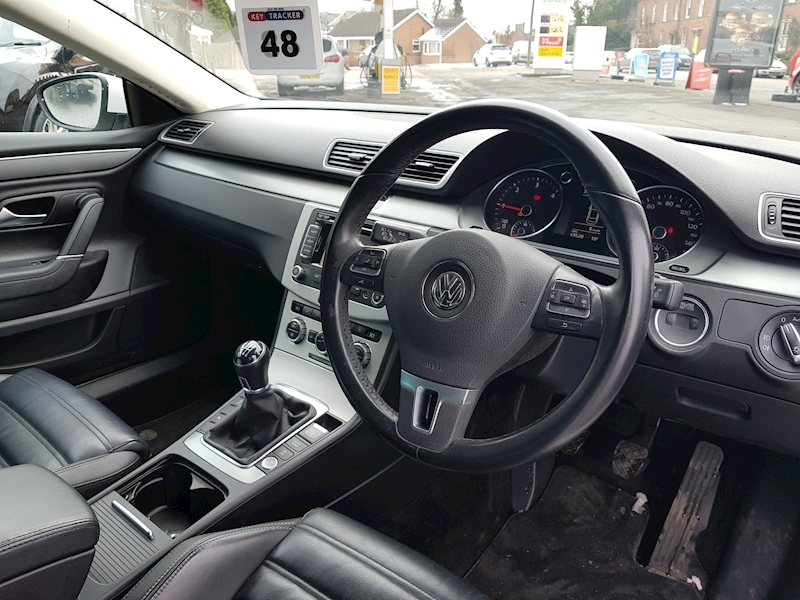 Volkswagen Cc Gt Tdi Bluemotion Technology - Large 10