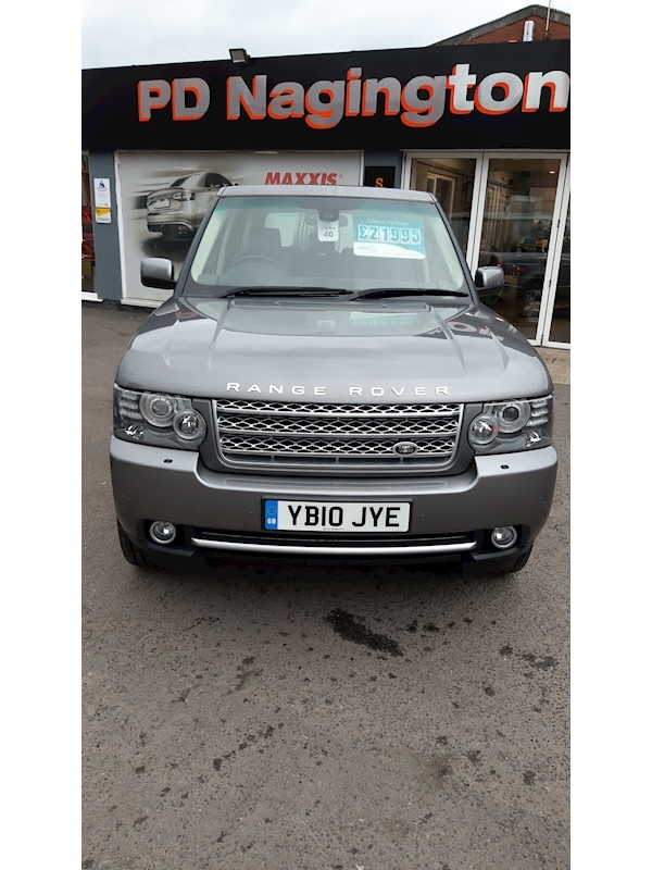 Land Rover Range Rover V8 S/C Autobiography - Large 0