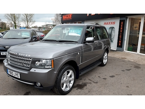 Range Rover V8 S/C Autobiography Estate 5.0 Automatic Petrol
