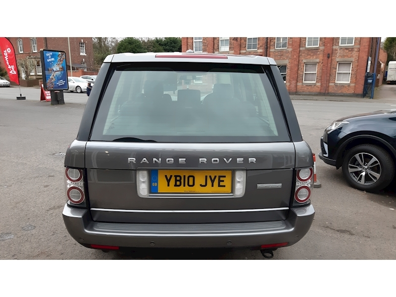 Land Rover Range Rover V8 S/C Autobiography - Large 3