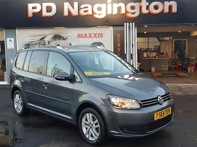 Volkswagen Touran Se Tdi Bluemotion Technology Dsg - Large 0