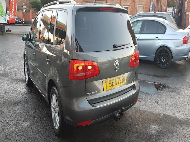 Volkswagen Touran Se Tdi Bluemotion Technology Dsg - Large 3
