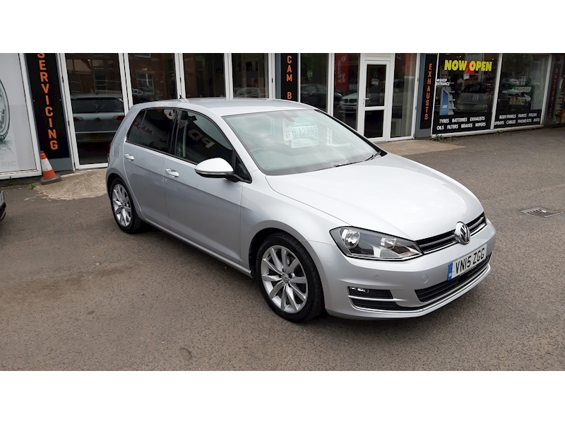 Volkswagen Golf Gt Tdi - Large 1