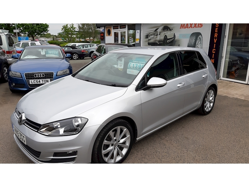 Volkswagen Golf Gt Tdi - Large 3