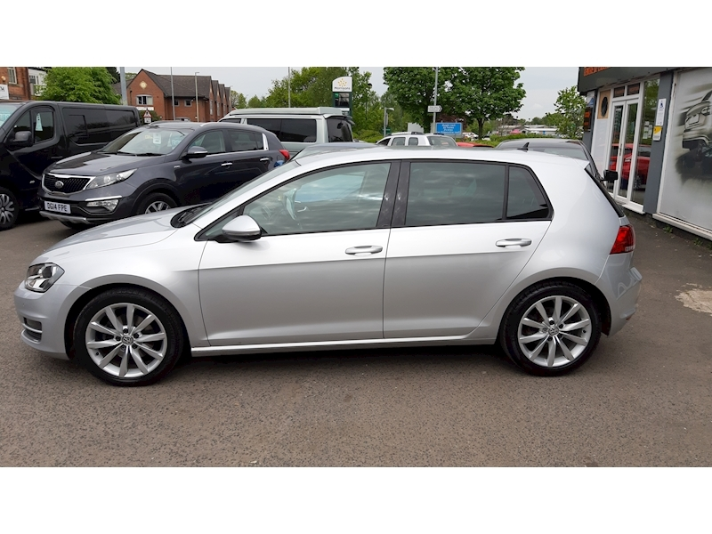 Volkswagen Golf Gt Tdi - Large 4
