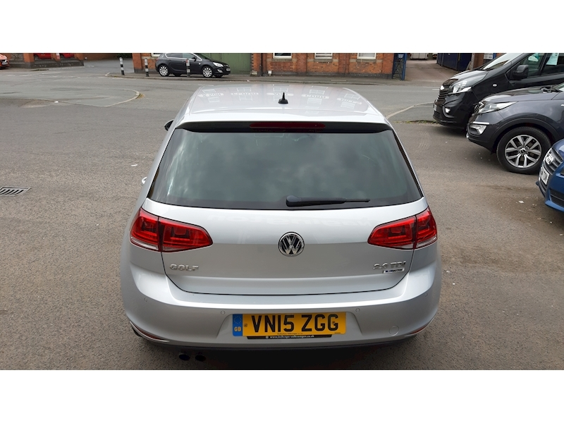 Volkswagen Golf Gt Tdi - Large 5
