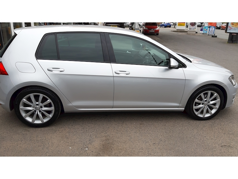 Volkswagen Golf Gt Tdi - Large 2